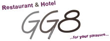 Restaurant & Hotel GG8logo